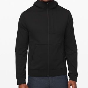 New Lululemon zip hoodie sweat thermo